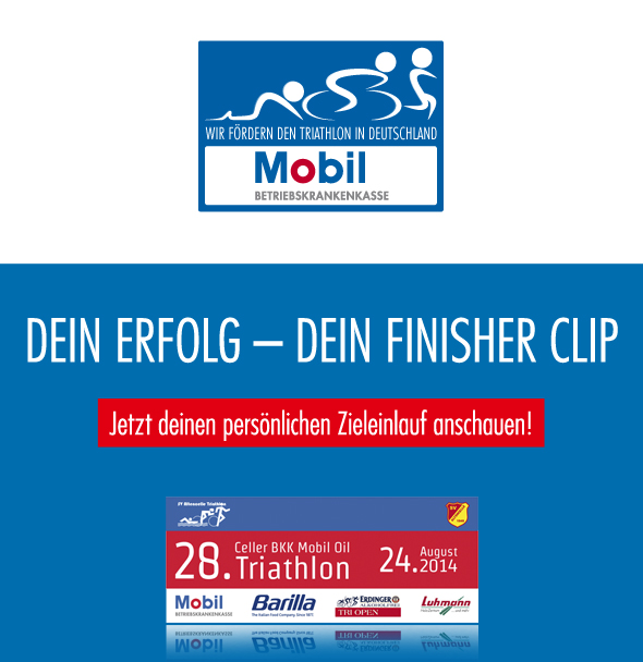 Finisher Clip Celle